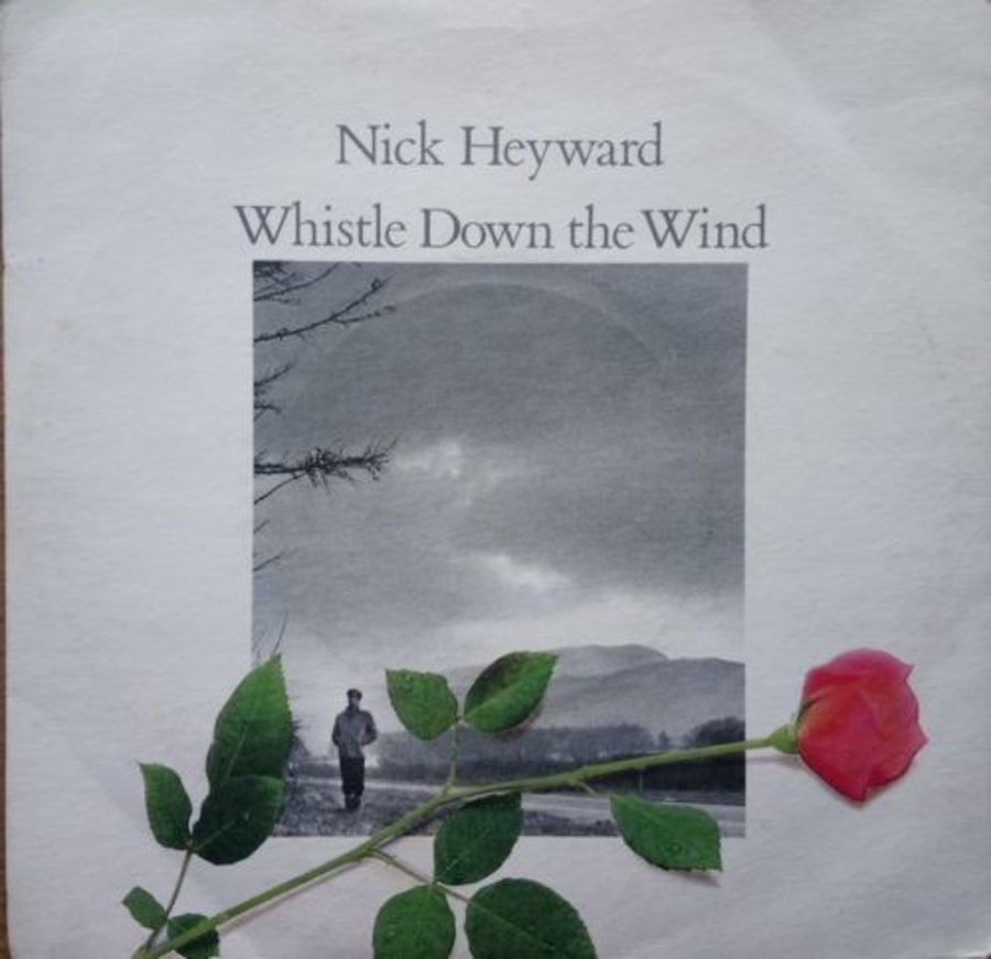 Nick Heywood - Whistle Down The Wind - 7