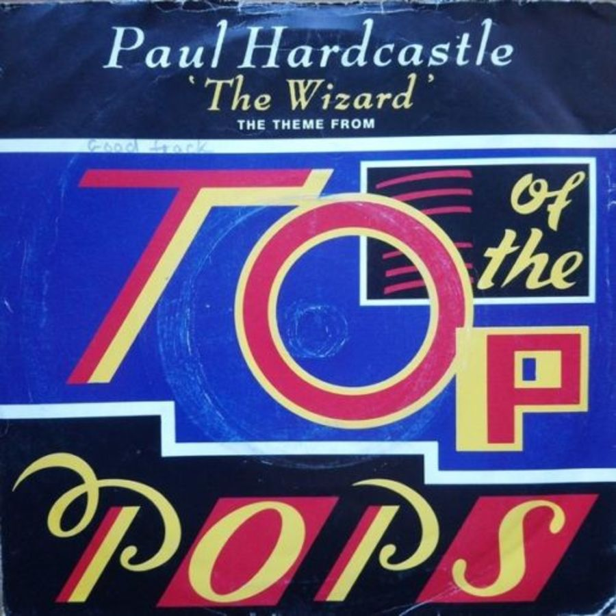 Paul Hardcastle - The Wizard ( Theme For Top Of The Po - 7