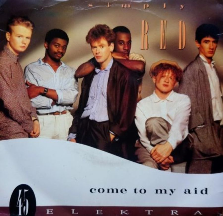 Simply Red - Come To My Aid - 7