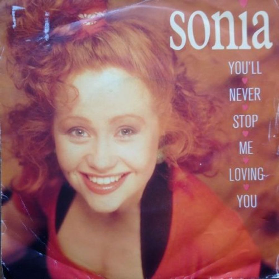 Sonia - You'll Never Stop Me From Loving You - 7
