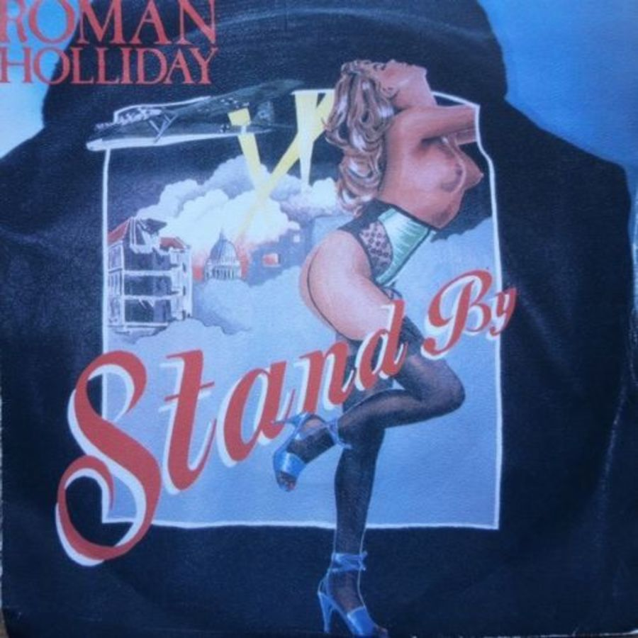 Roman Holiday - Stand By - 7