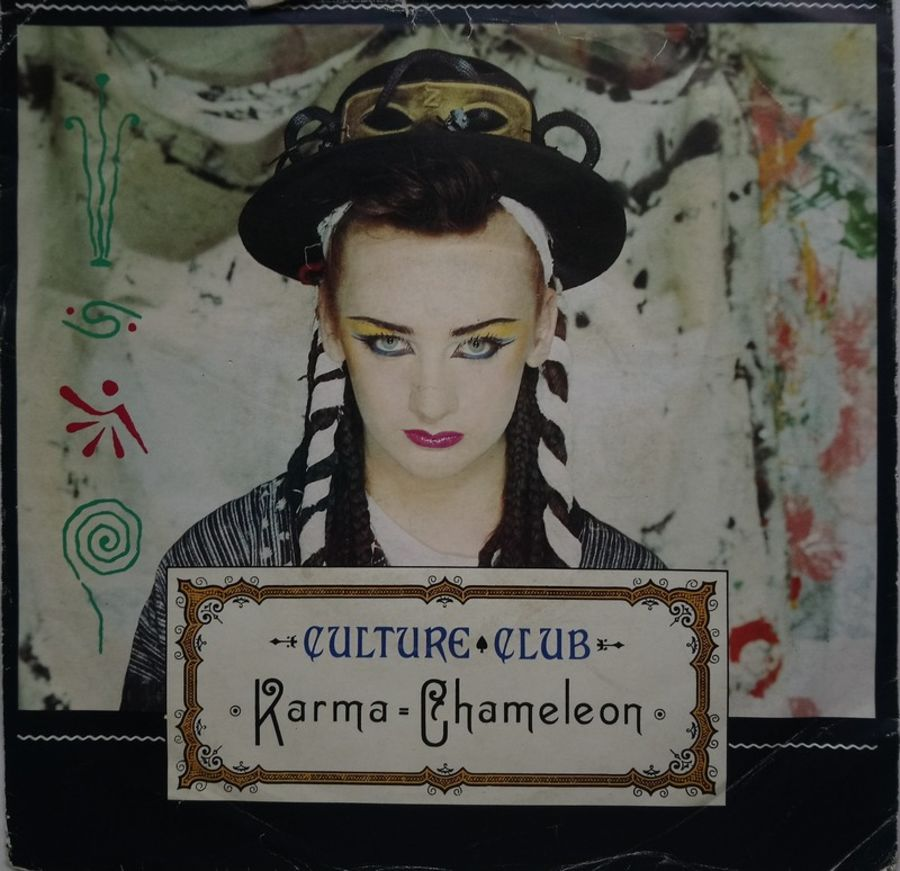 Culture Club - Karma Chameleon - 7