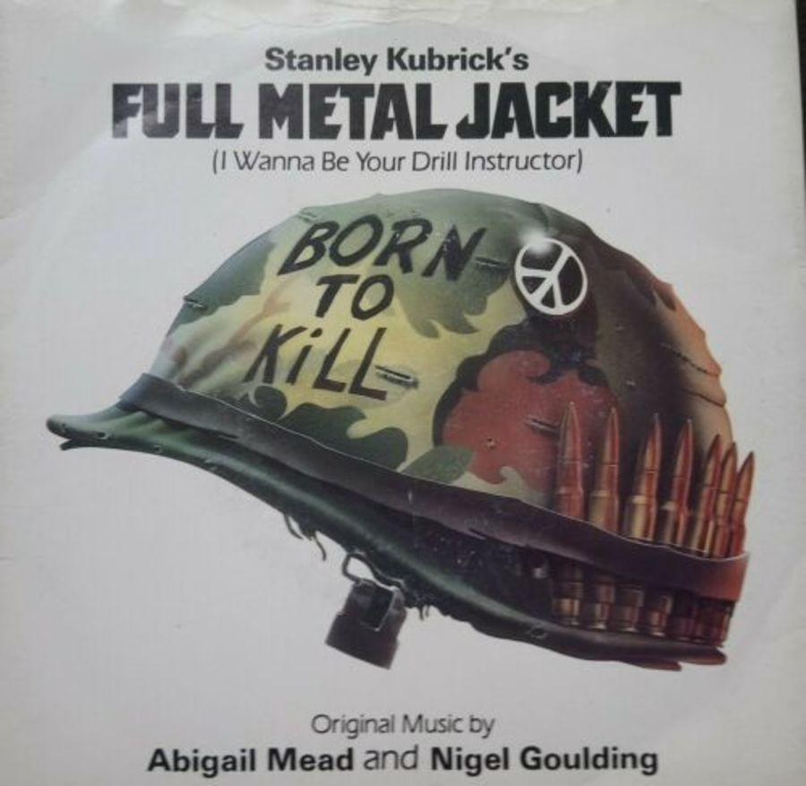Full Metal Jacket - Soundtrack - Vinyl Record 7