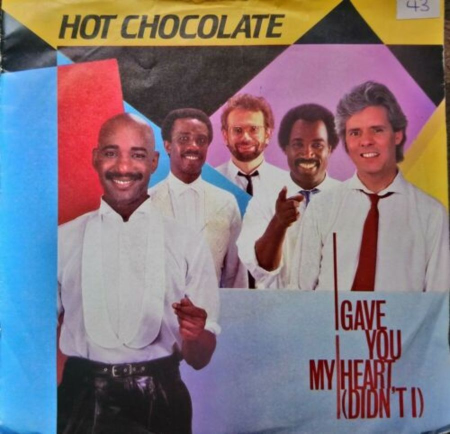 Hot Chocolate - I Gave You My Heart ( Didn't I ) - Vinyl Record 7