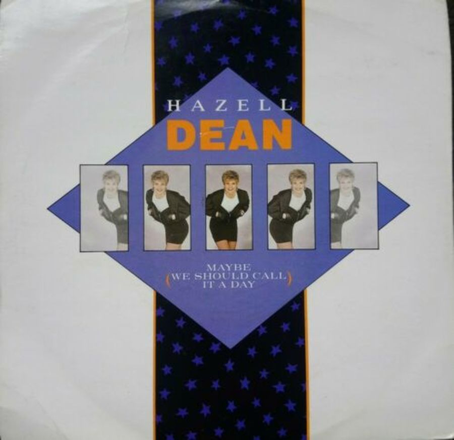 Hazell Dean - Maybe We Should Call It A Day - Vinyl Record 7