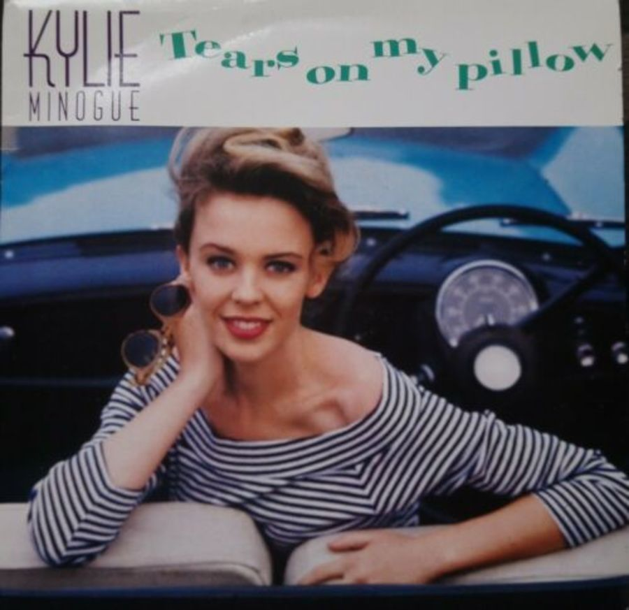 Kylie Minogue - Tears On My Pillow - Vinyl Record 7