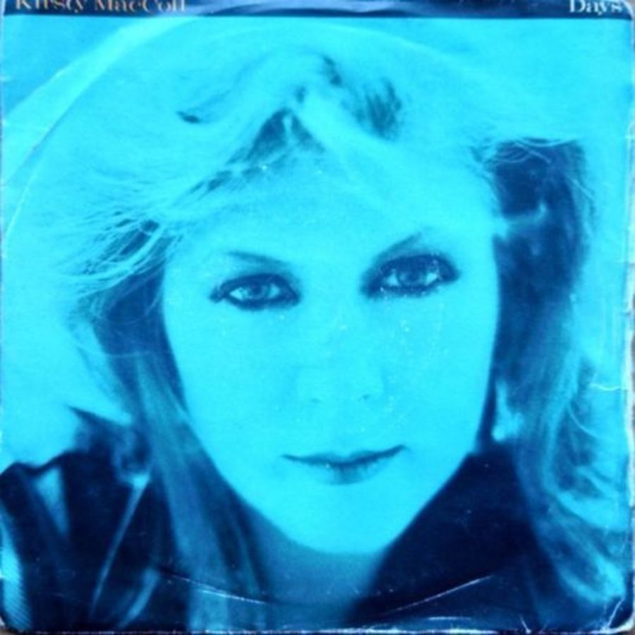 Kirsty MacColl - Days - Vinyl Record 7