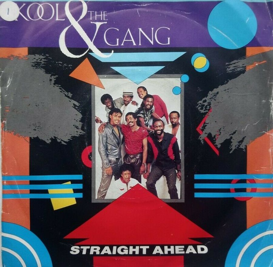 Kool & The Gang - Straight Ahead - Vinyl Record 7