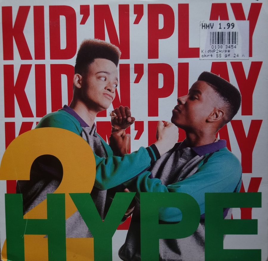 Kid 'n' Play - Hype - Vinyl Record 7