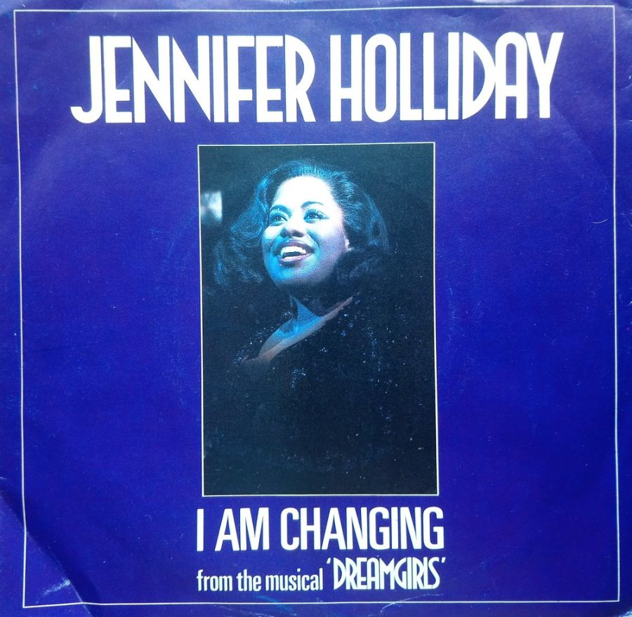 Jennifer Holliday - I Am Changing - Vinyl Record 7