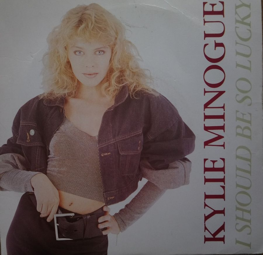 Kylie Minouge - I Should Be So Lucky - Vinyl Record 7