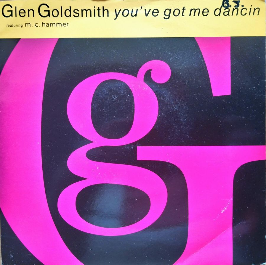 Glen Goldsmith - You've Got Me Dancin - Vinyl Record 7