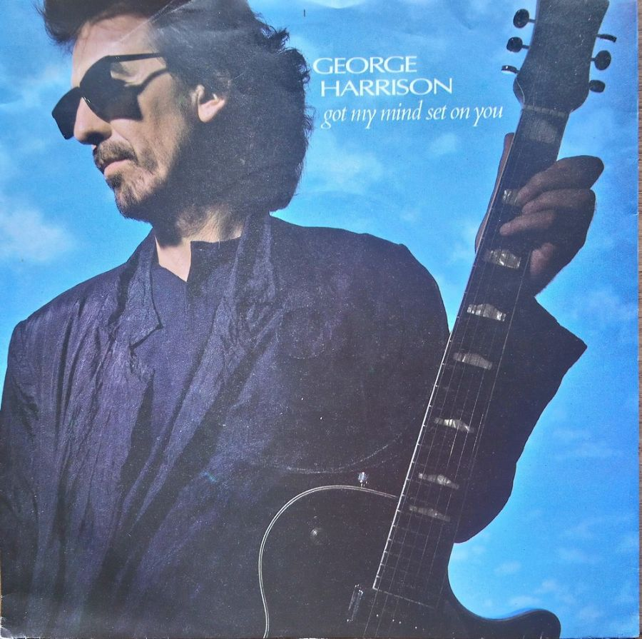 George Harrison - Got My Mind Set On You - Vinyl Record 7