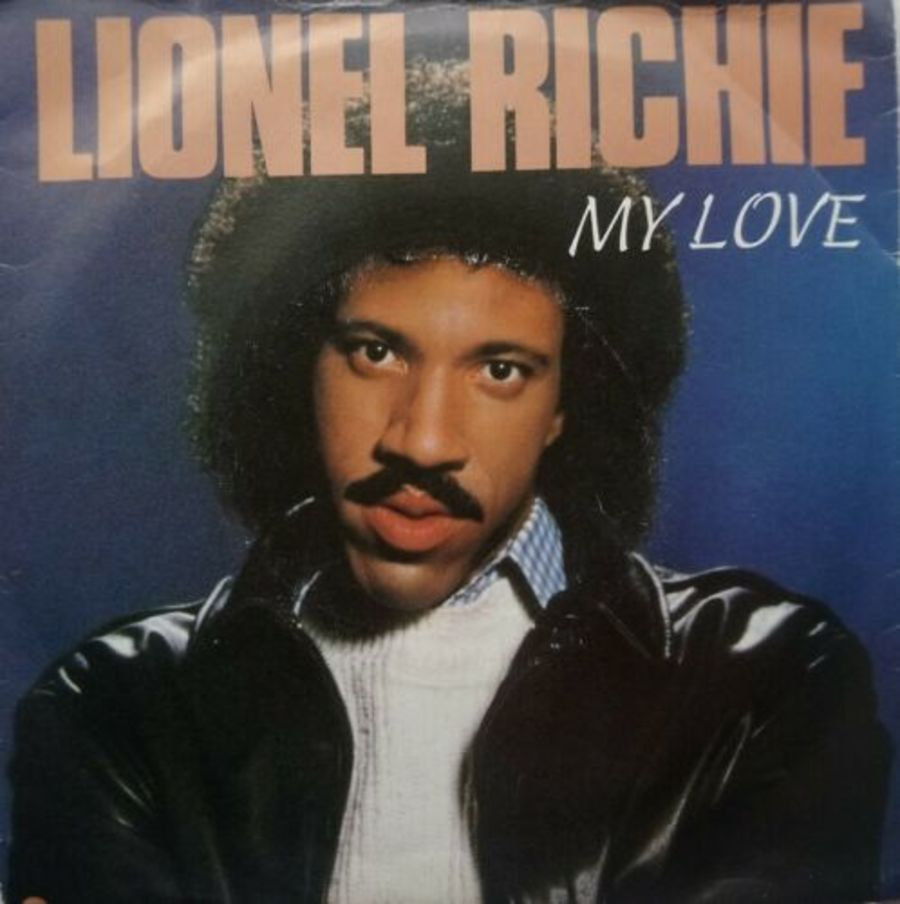 Lionel Richie - My Love - Vinyl Record 7