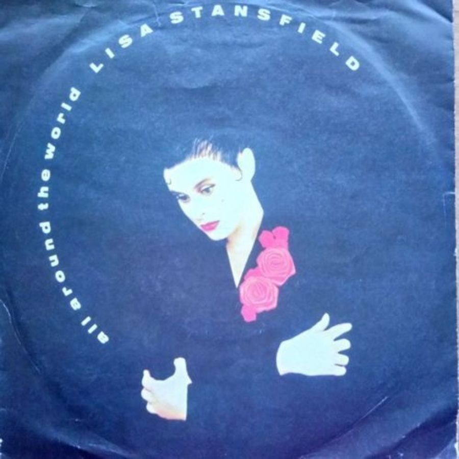 Lisa Stansfield - All Around The World - Vinyl Record 7