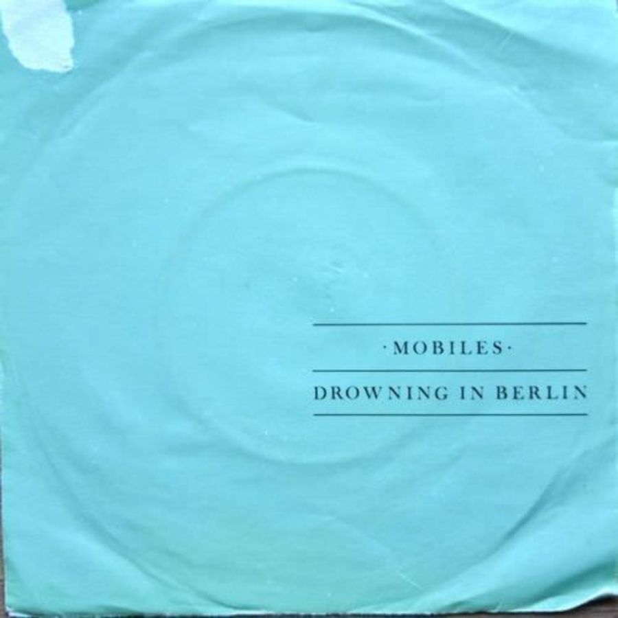 Mobiles - Drowning In Berlin - Vinyl Record 7