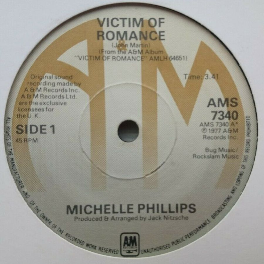 Michelle Phillips - Victim Of Romance - 7