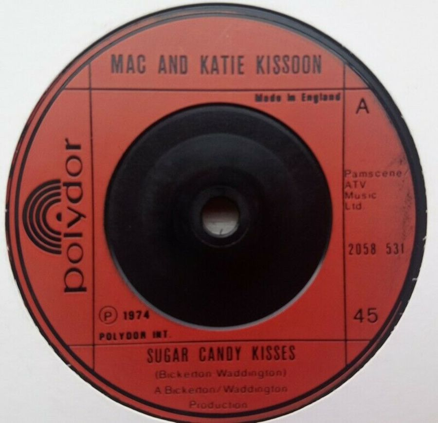 Mac And Katie Kissoon - Sugar Candy Kisses - 7