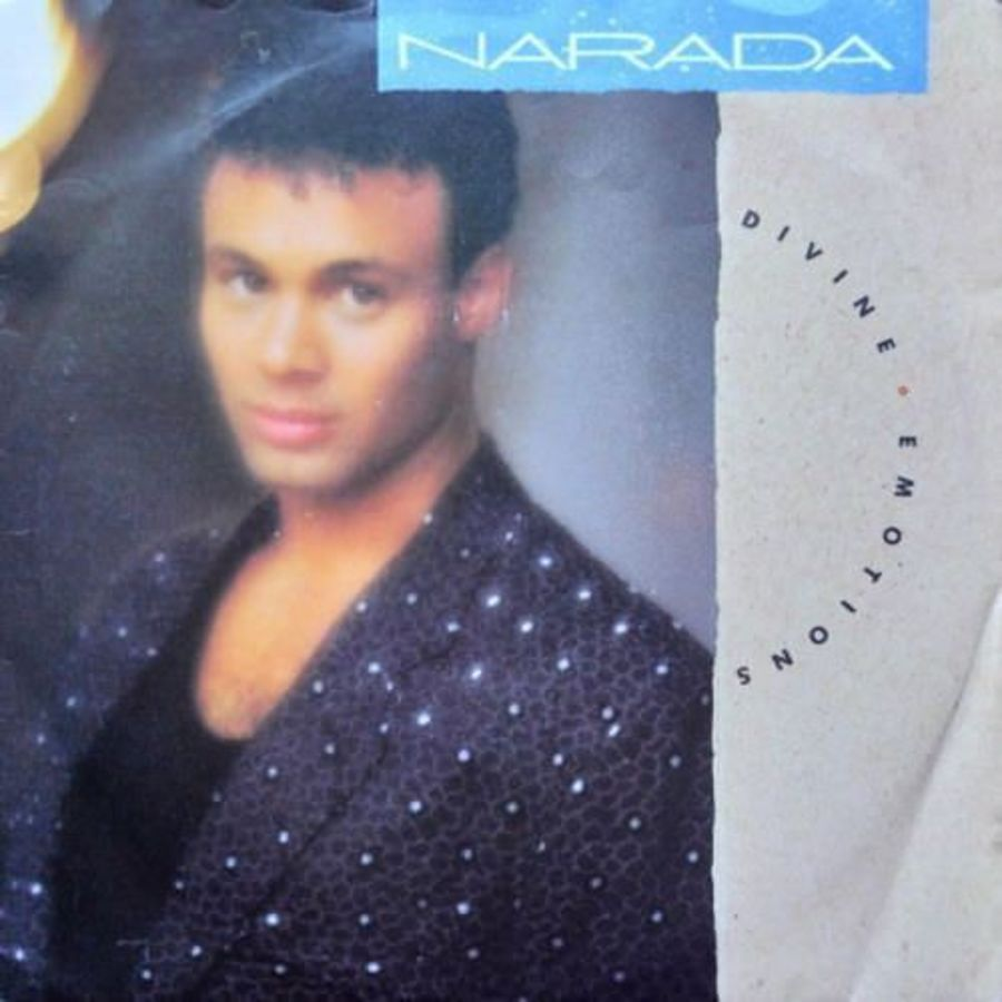 Narada - Divine Emotions - Vinyl Record 7