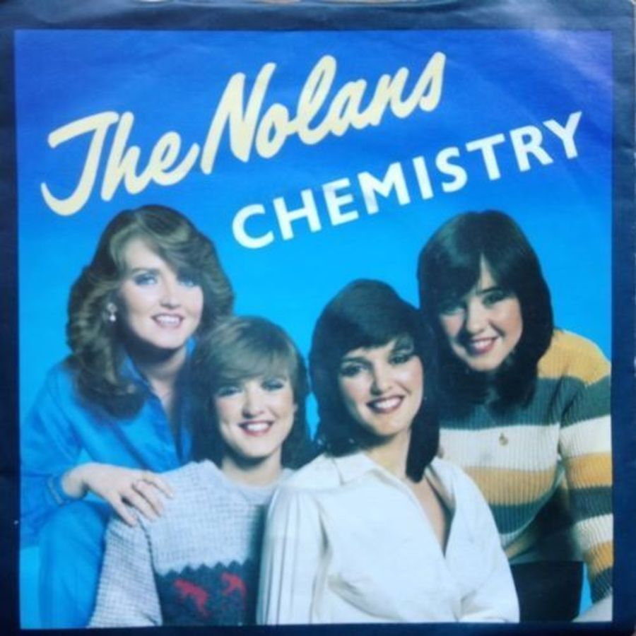 The Nolans - Chemistry - Vinyl Record 7