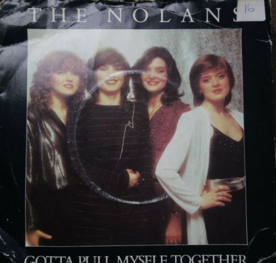 The Nolans - Gotta Pull Myself Together - Vinyl Record 7