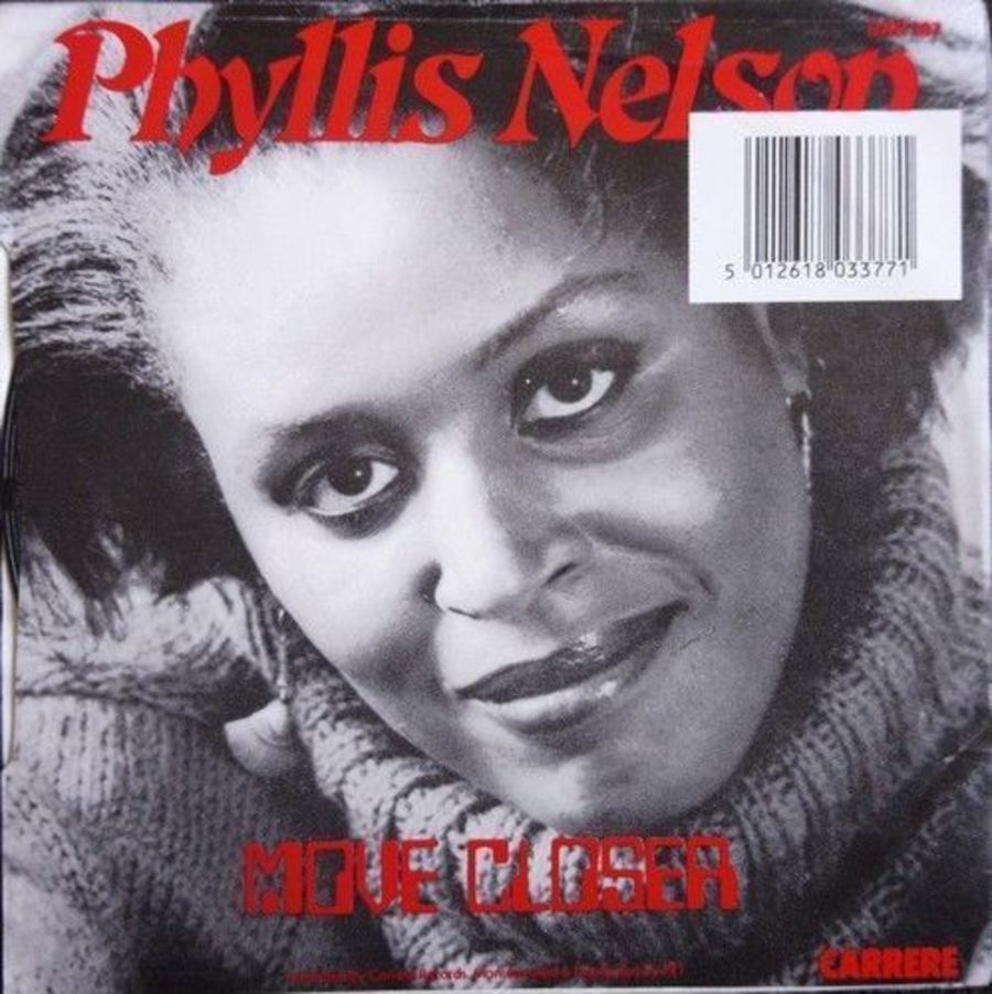 Phyllis Nelson - Move Closer - Vinyl Record 7