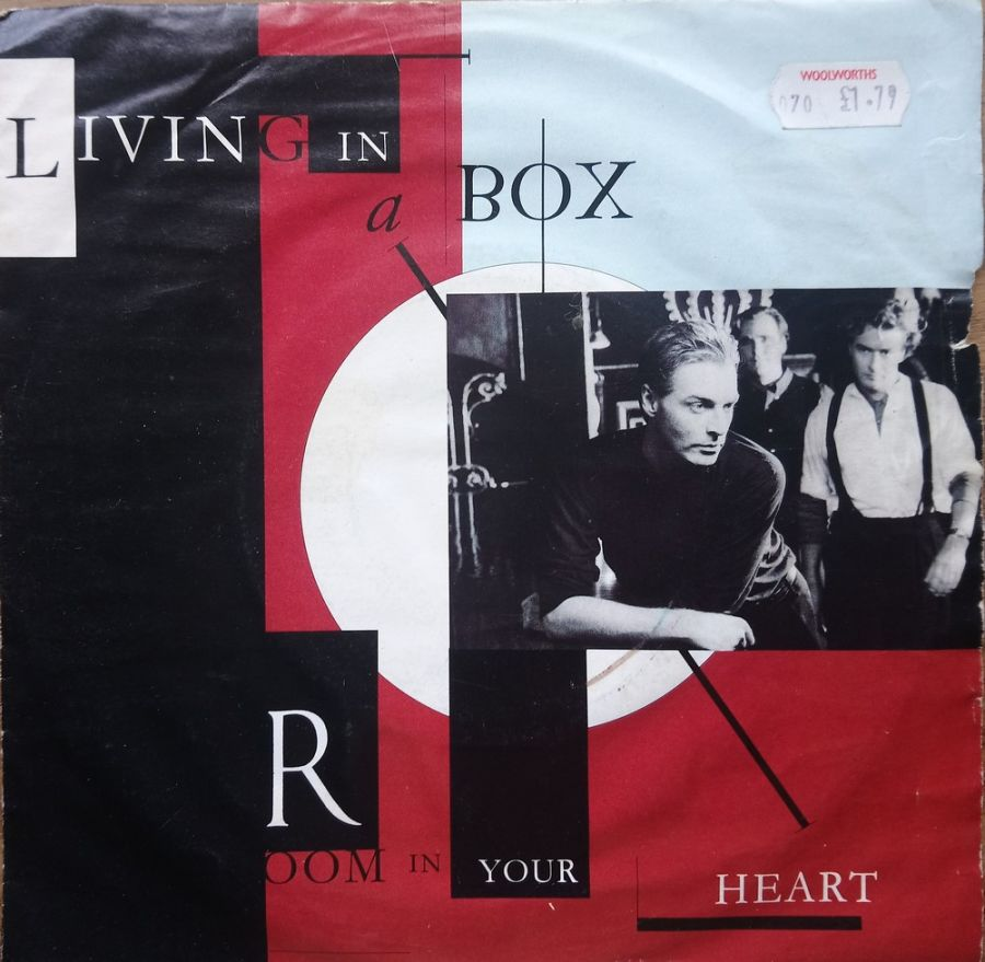 Living In A Box - Room In Your Heart - Vinyl Record 7
