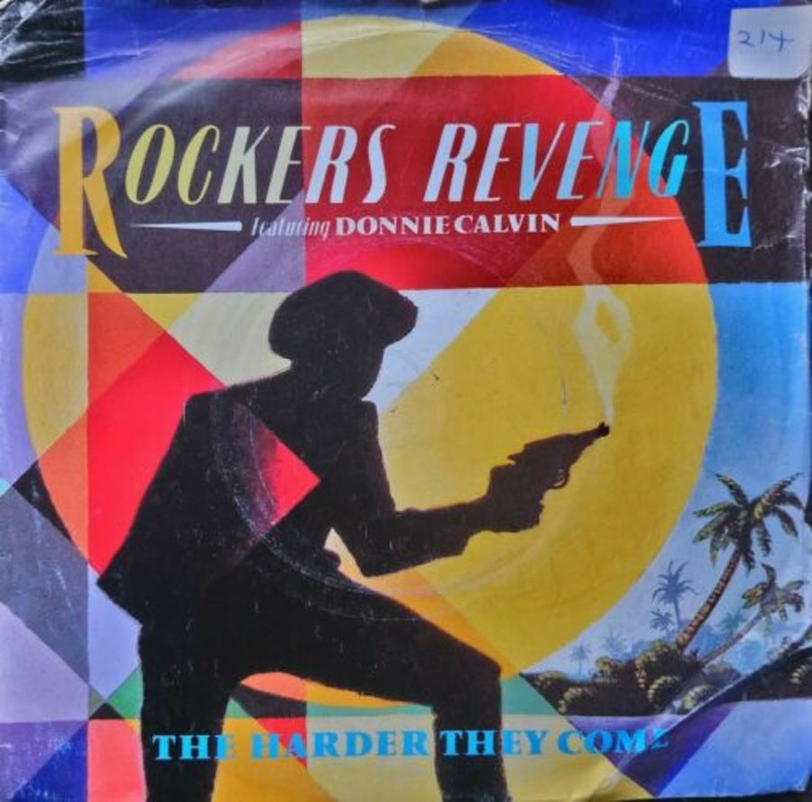 Rockers Revenge - The Harder They Come - Vinyl Record 7