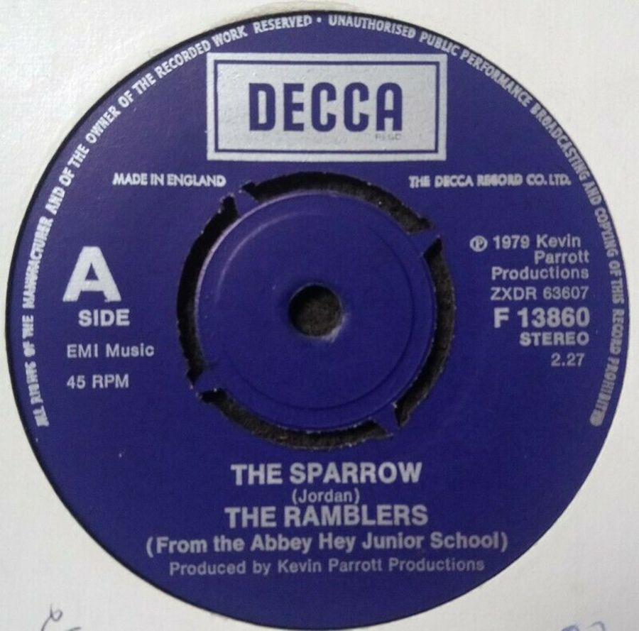 The Ramblers - The Sparrow - 7