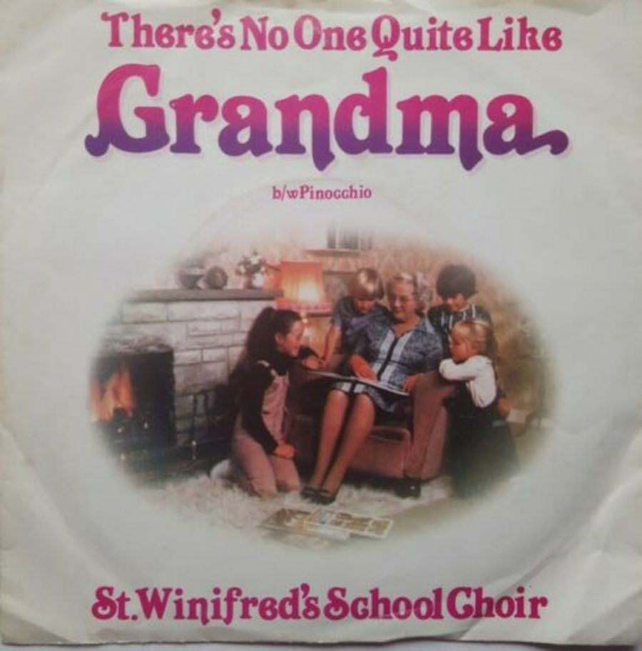 St Winifred's School Choir - There's No One Quite Like - Vinyl Record 7