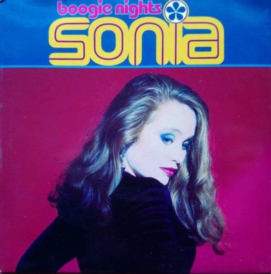 Sonia - Boogie Nights- Vinyl Record 7