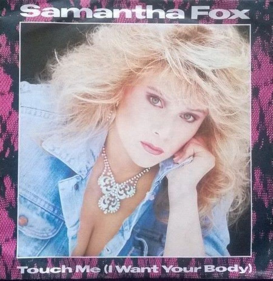 Samantha Fox - Touch Me - Vinyl Record 7