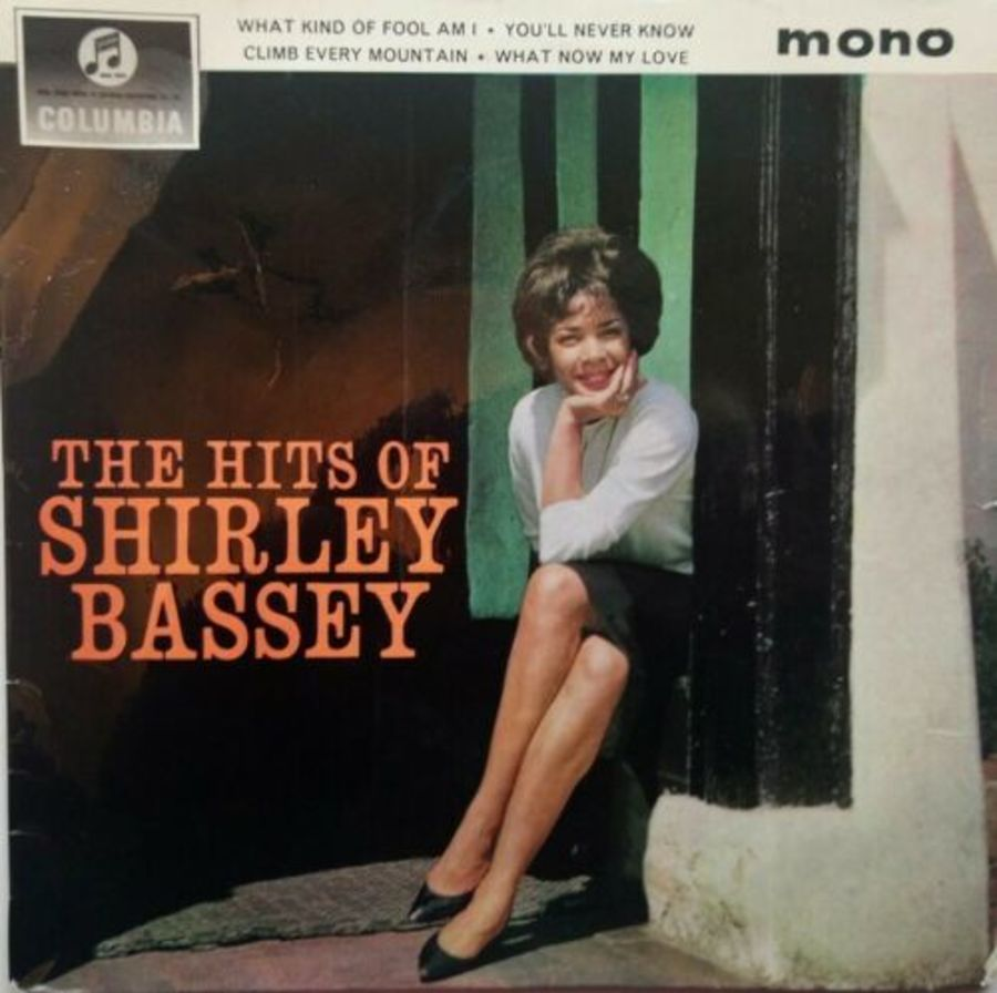 The Hits Of Shirley Bassey - EP - Vinyl Record 7