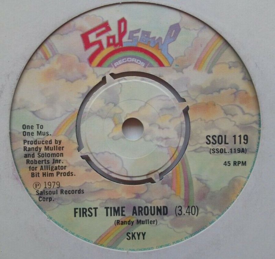 Skyy - First Time Around - Vinyl Record 7