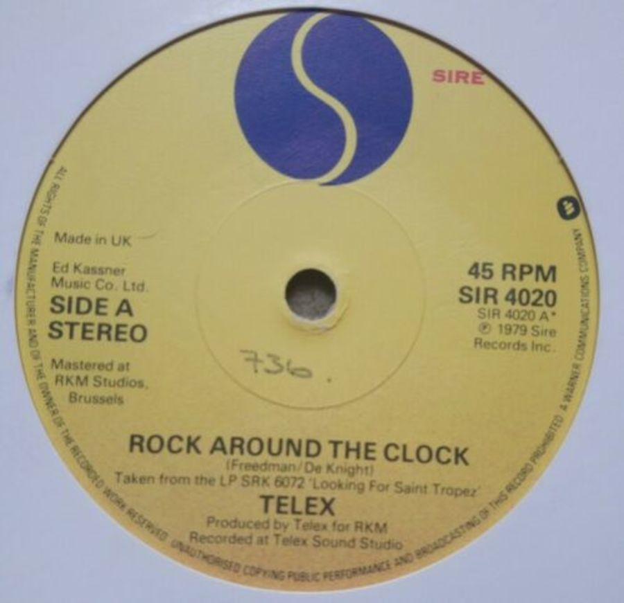 Telex - Rock Around The Clock - 7