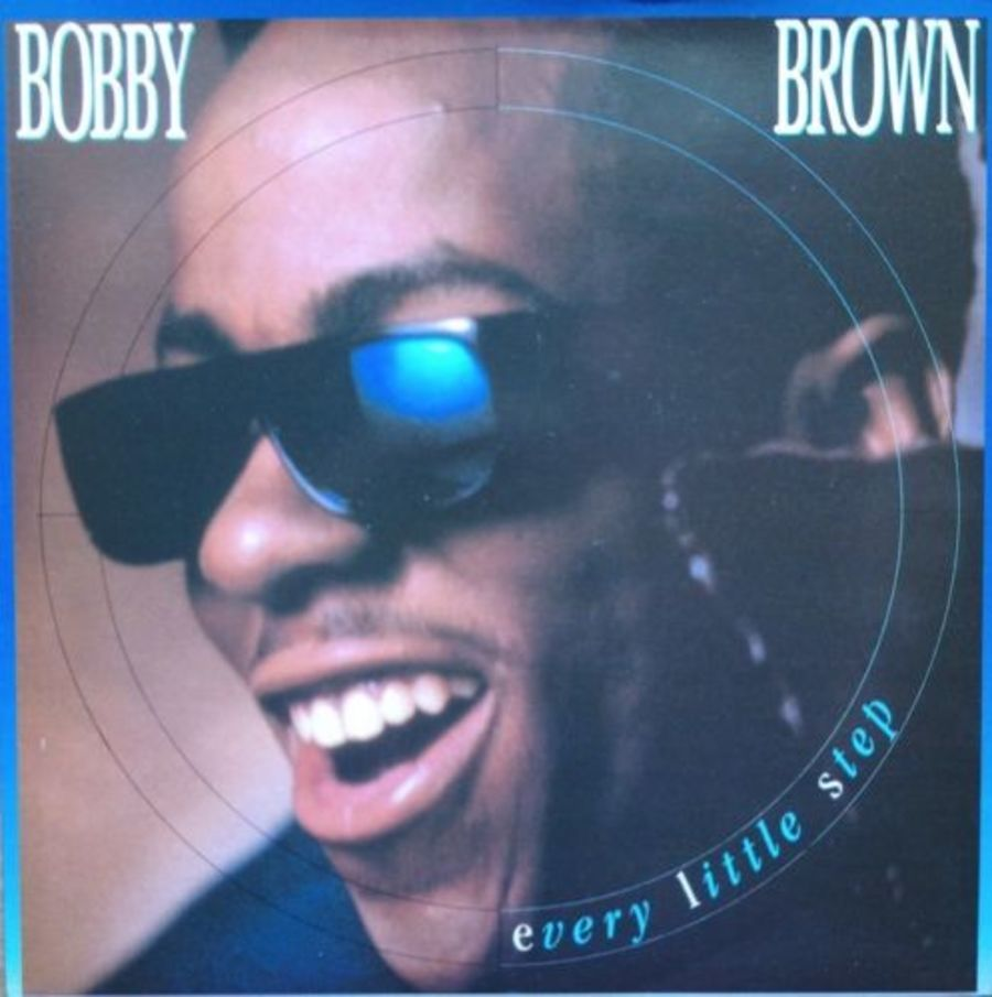 Bobby Brown - Every Little Step - Vinyl Record 7