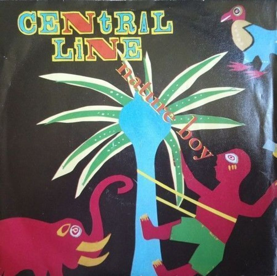 Central Line - Nature Boy - Vinyl Record 7