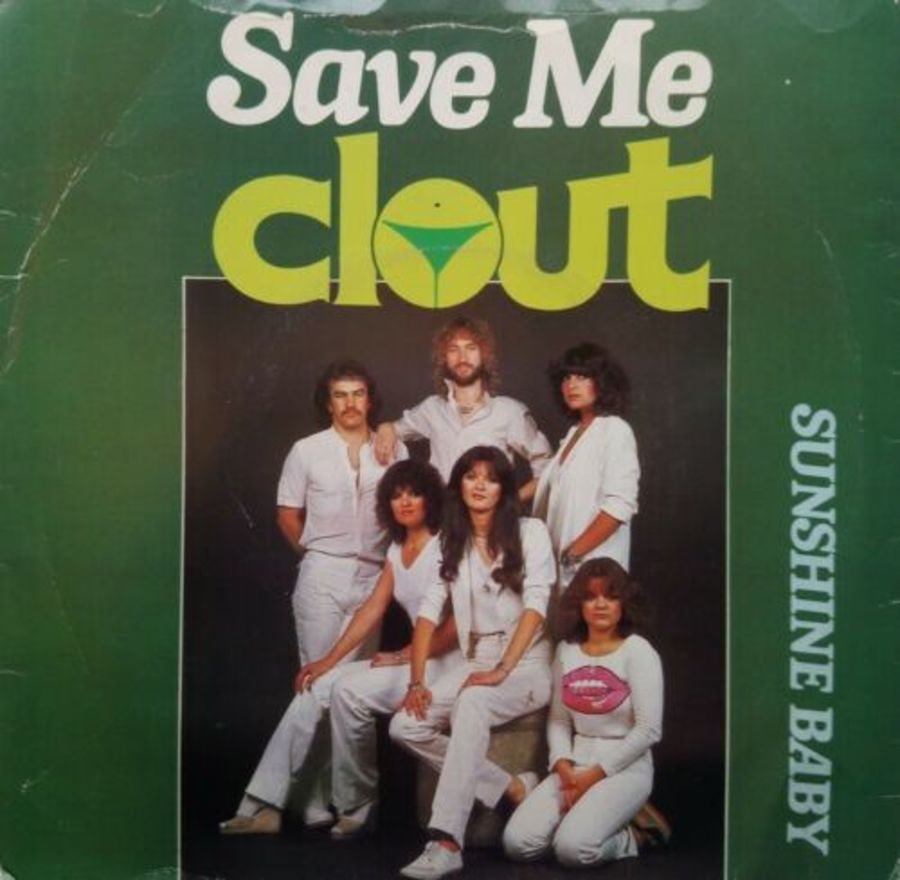 Clout - Save Me ( DEMO ) - Vinyl Record 7