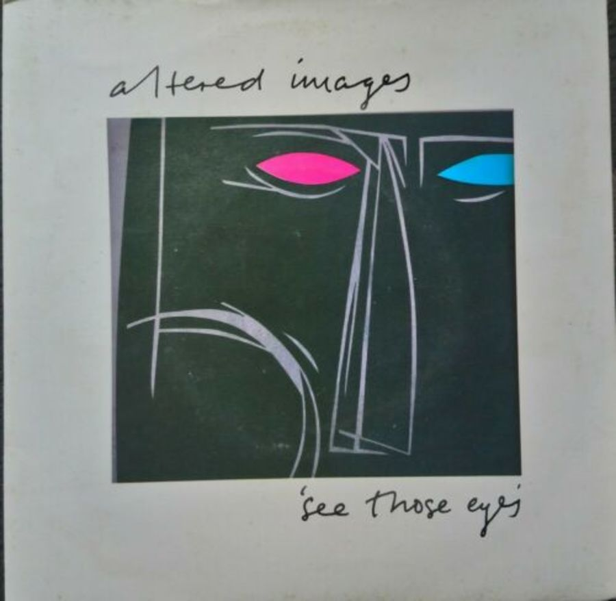 Altered Images - See Those Eyes - Vinyl Record 7