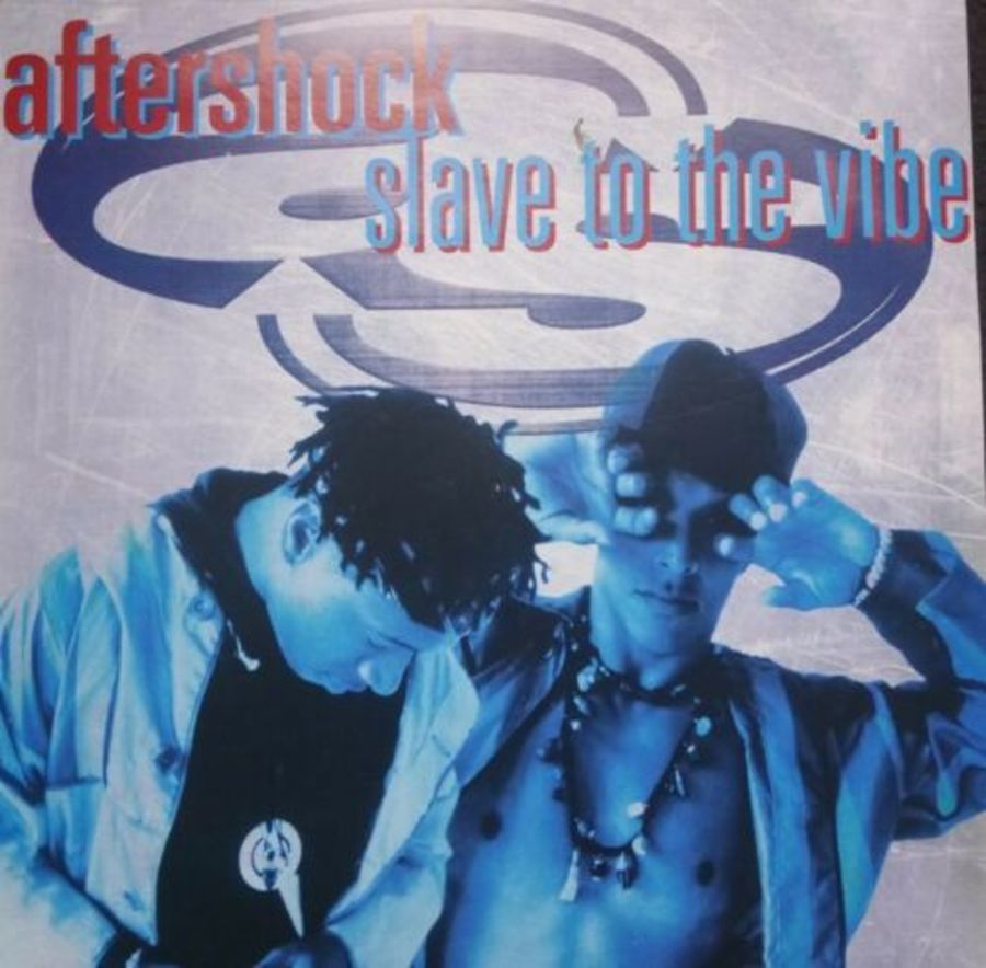 Aftershock - Slave To The Vibe - Vinyl Record 7