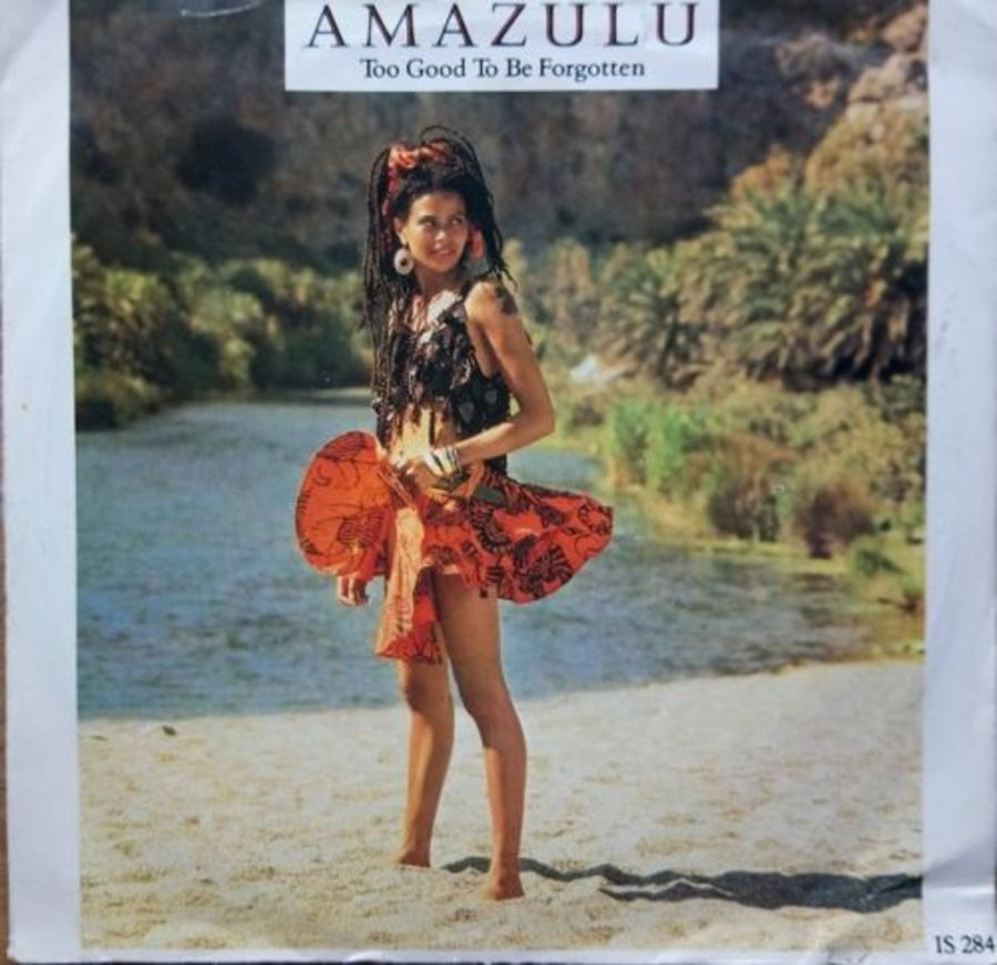 Amazulu - To Good To Be Forgotten - 7