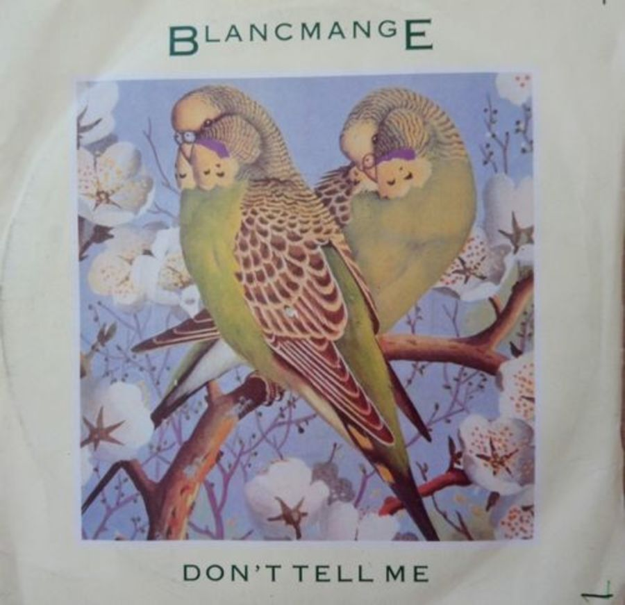Blancmange - Don't Tell Me - 7