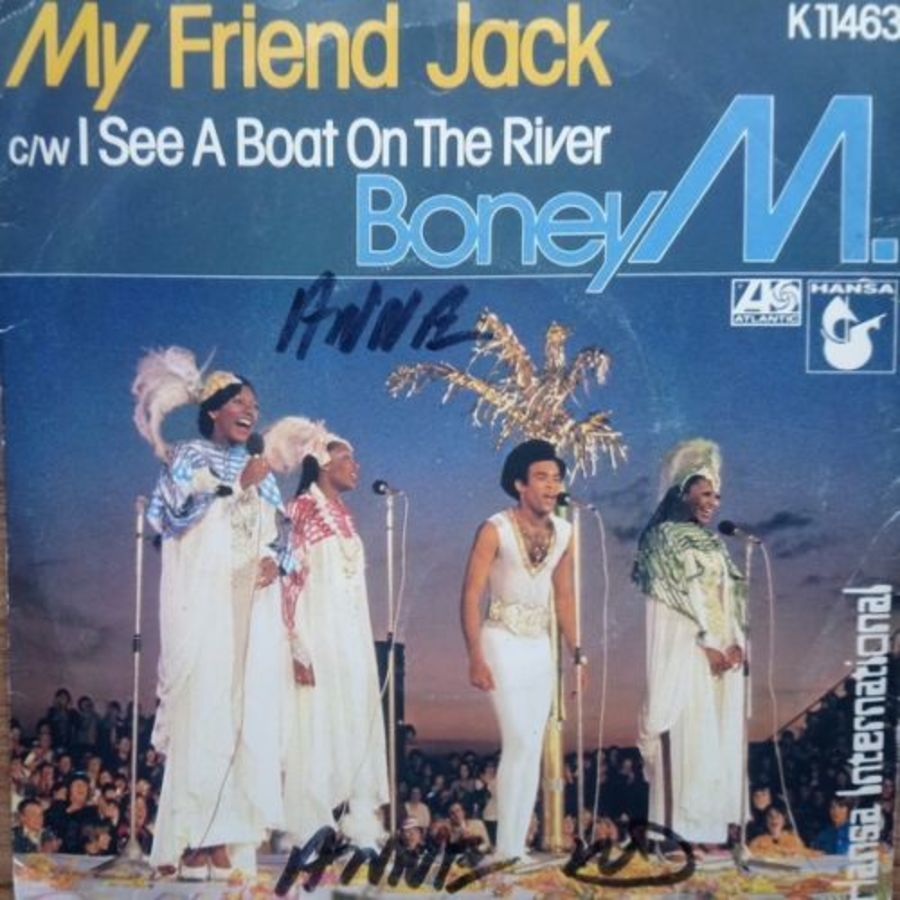 Boney M - My Friend Jack - 7