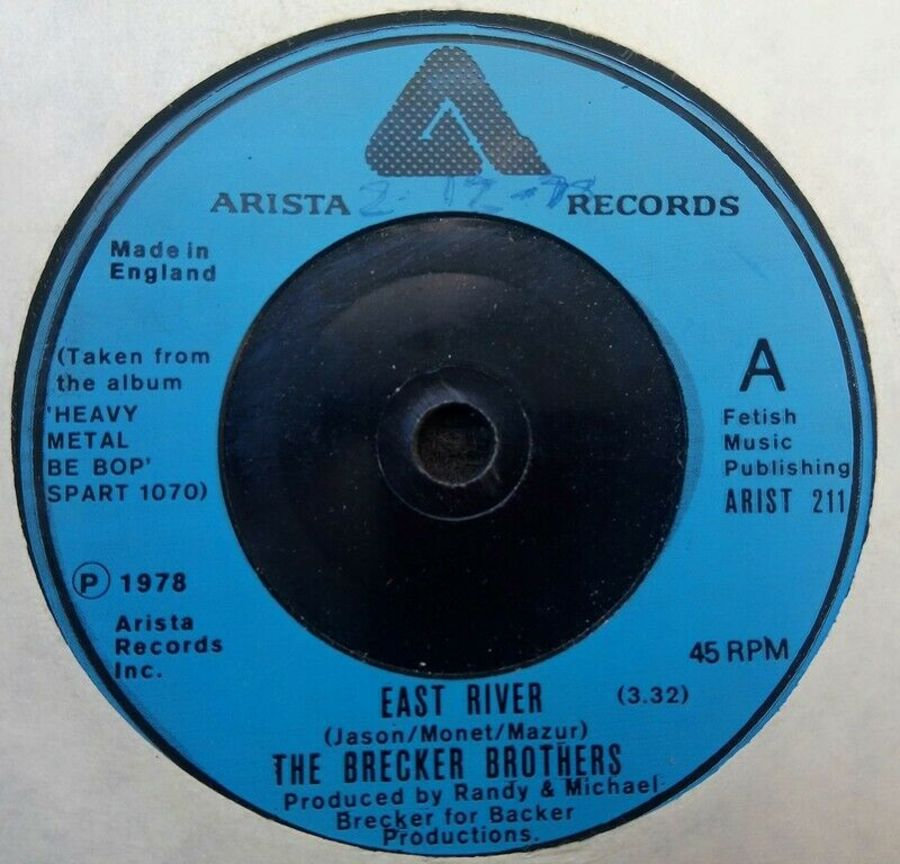 The Brecker Brothers - East River - 7