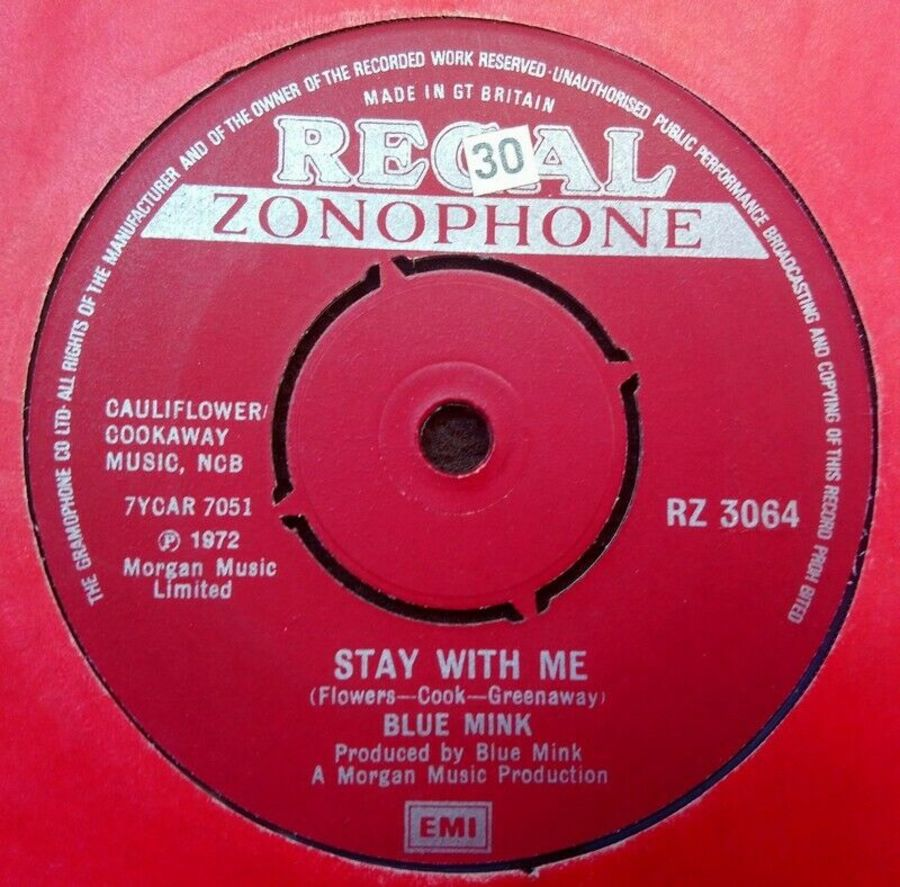 Blue Mink - Stay With Me - 7