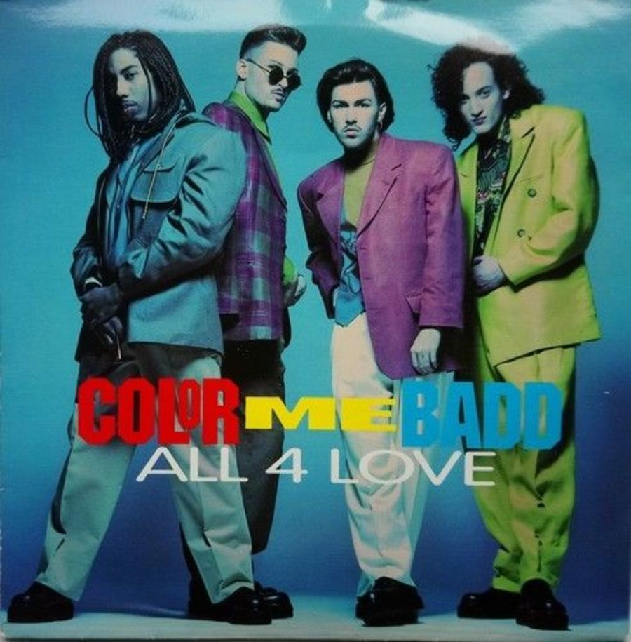 Color Me Badd - All 4 Love - 7