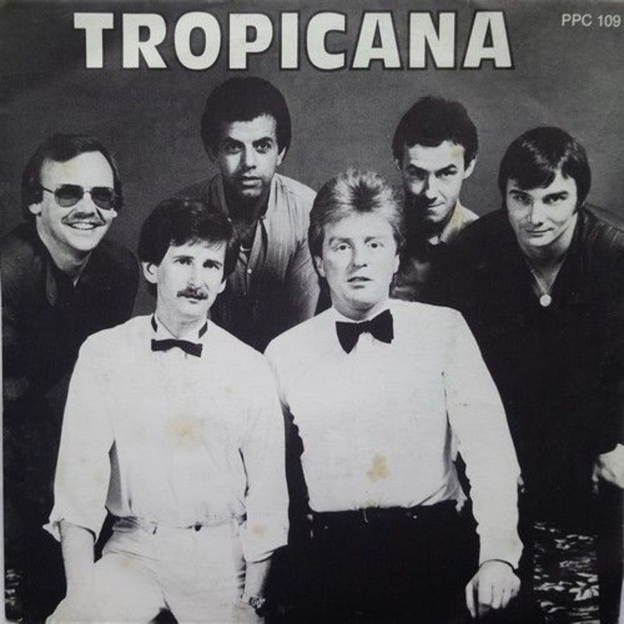 Cool Hand Band - Tropicana - Vinyl Record 7