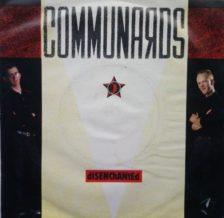 The Communards - Disenchanted - 7