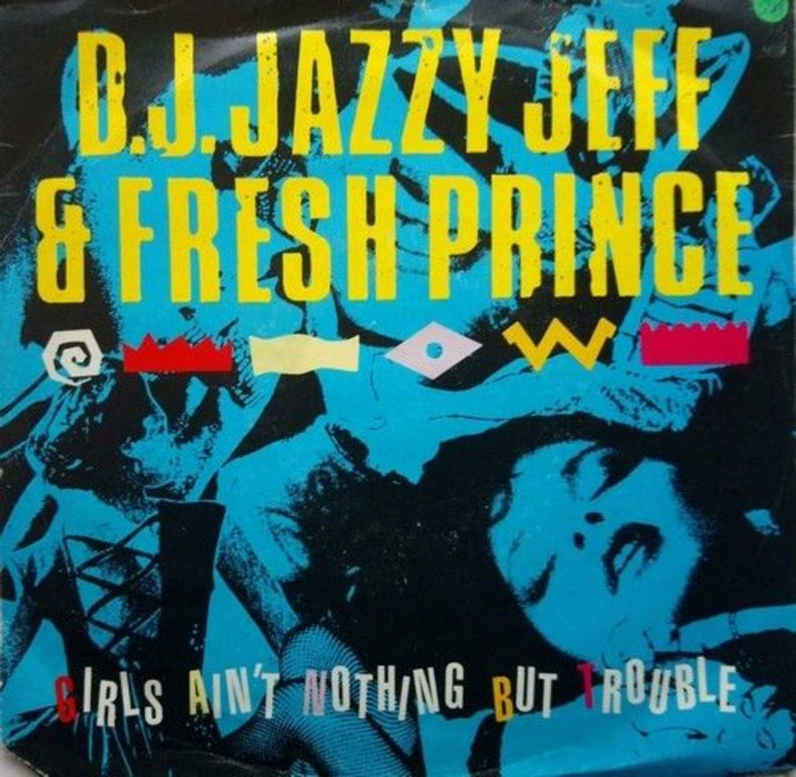 DJ Jazzy Jeff / Fresh Price - Girls Ain't Nothing But - 7