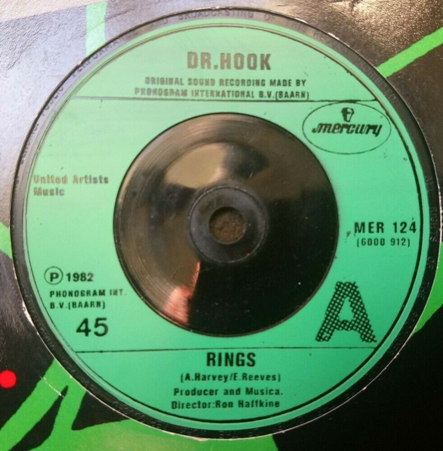 Dr Hook - Rings - 7